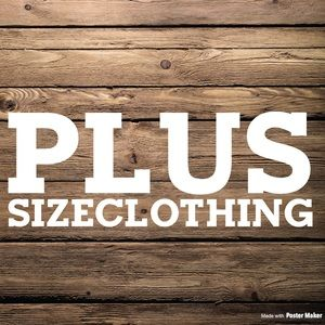 Other - All clothes size XL and above